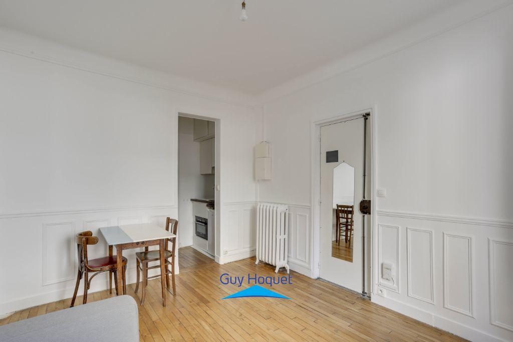 Achat appartement 2pièces 21m² - Paris 20ème arrondissement