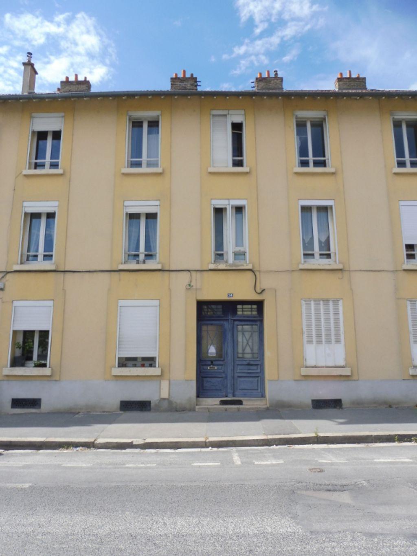 Achat appartement 3pièces 59m² - Reims