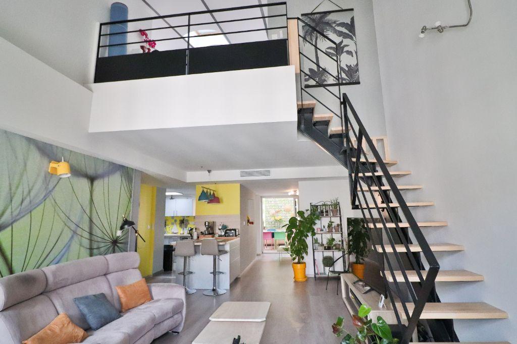 Achat duplex 5pièces 117m² - Marseille 2ème arrondissement
