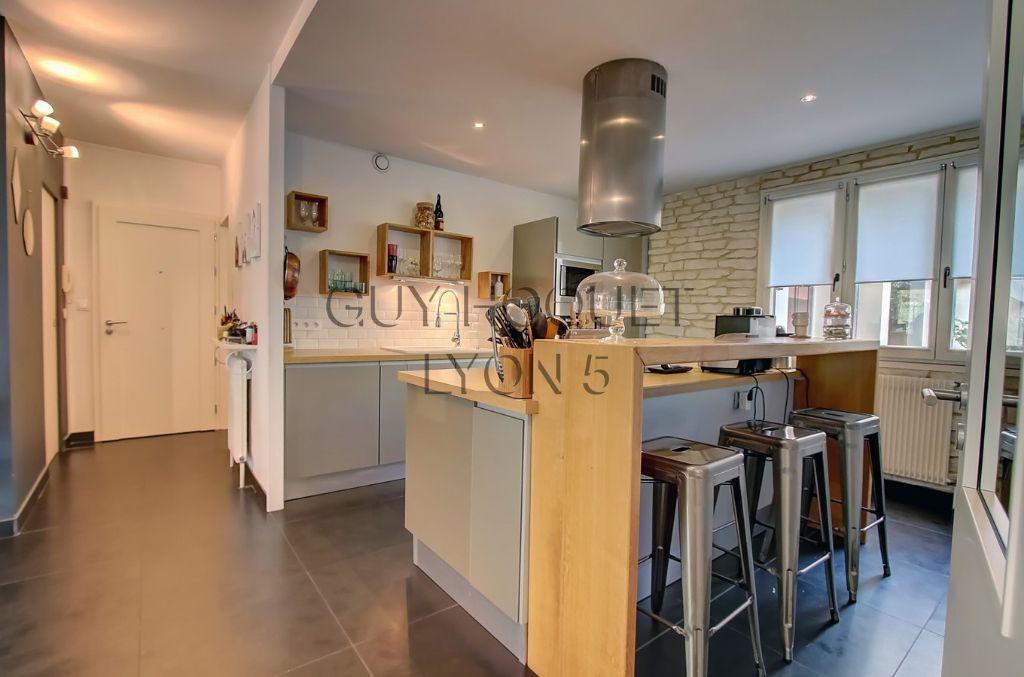 Achat appartement 4pièces 105m² - Lyon 5ème arrondissement
