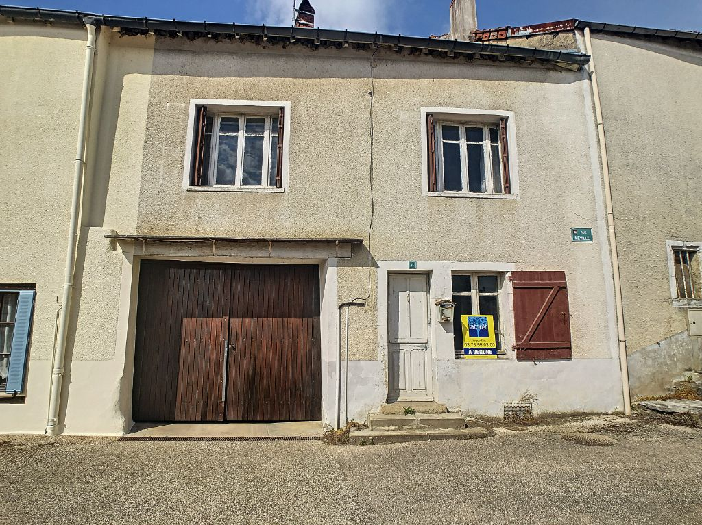 Achat maison 3chambres 91m² - Selongey