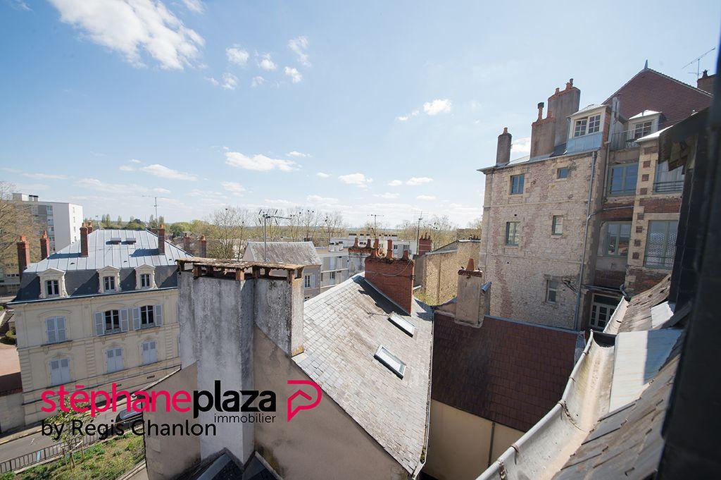 Achat appartement 3pièces 58m² - Nevers