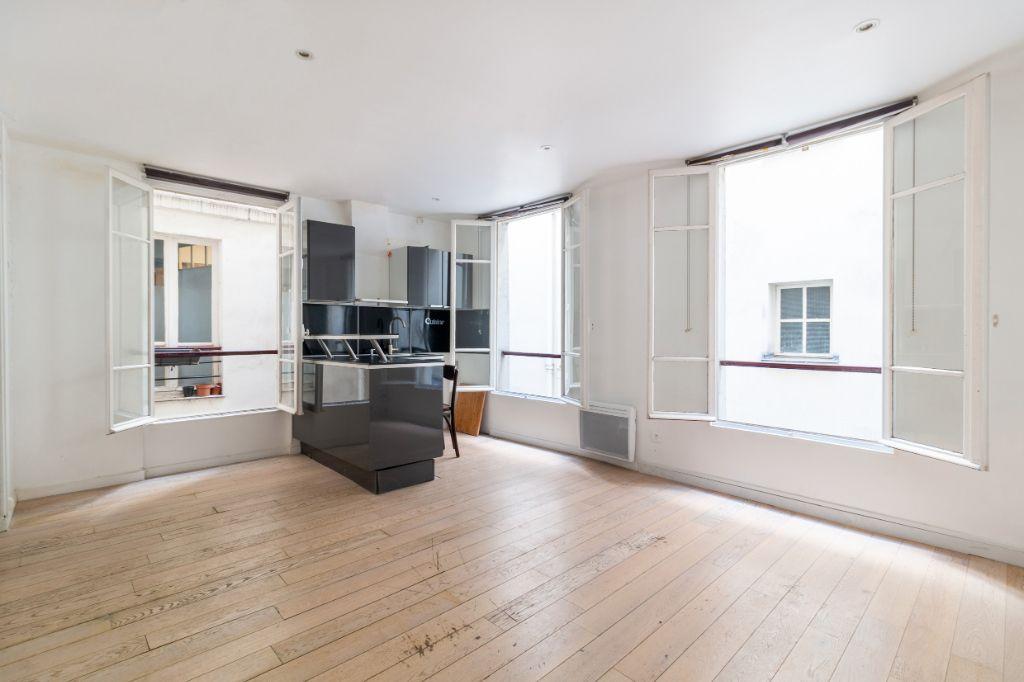 Achat appartement 2pièces 34m² - Paris 5ème arrondissement