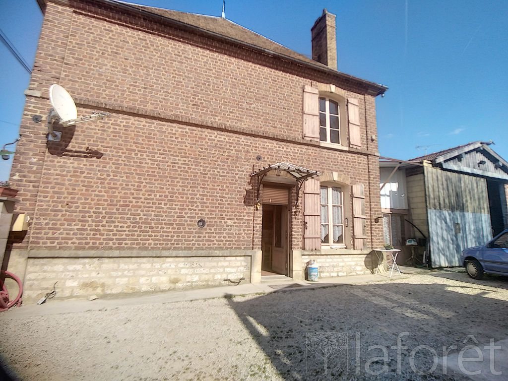 Achat maison 5chambres 155m² - Balignicourt