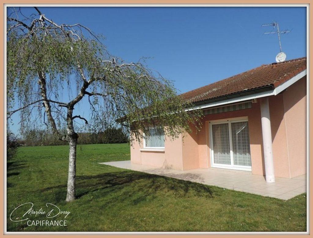Achat maison 4chambres 162m² - Saint-Denis-lès-Bourg