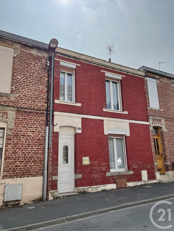 Achat maison 3chambres 98m² - Saint-Quentin