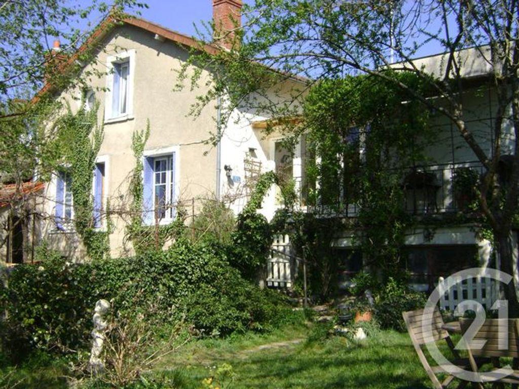 Achat maison 5chambres 166m² - Lurcy-Lévis