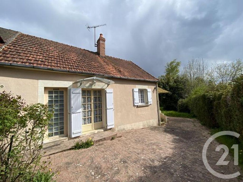 Achat maison 3chambres 92m² - Châteauneuf-Val-de-Bargis