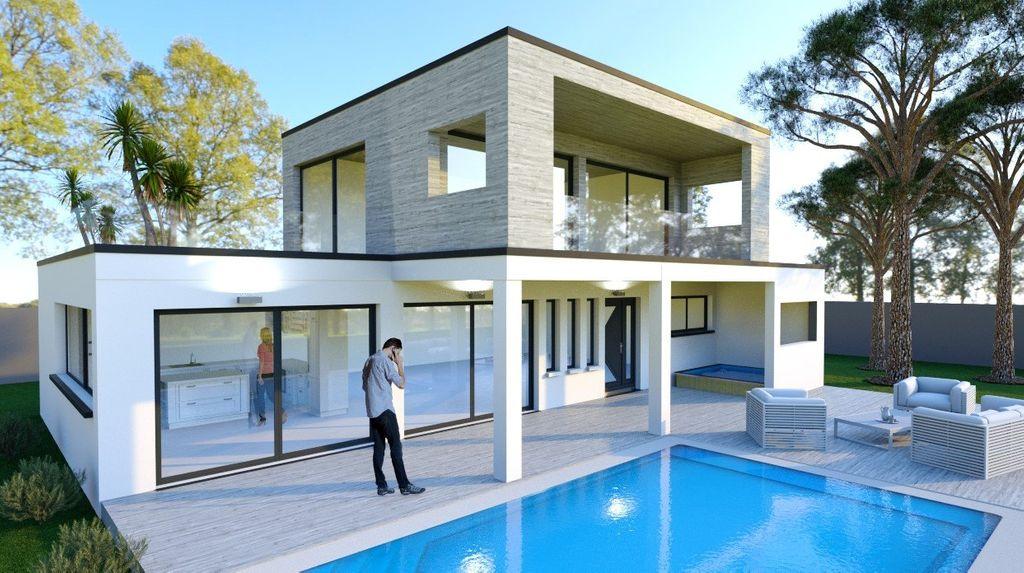 Achat maison 4chambres 110m² - Pujaut