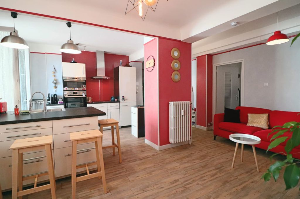 Achat appartement 3pièces 65m² - Clermont-Ferrand