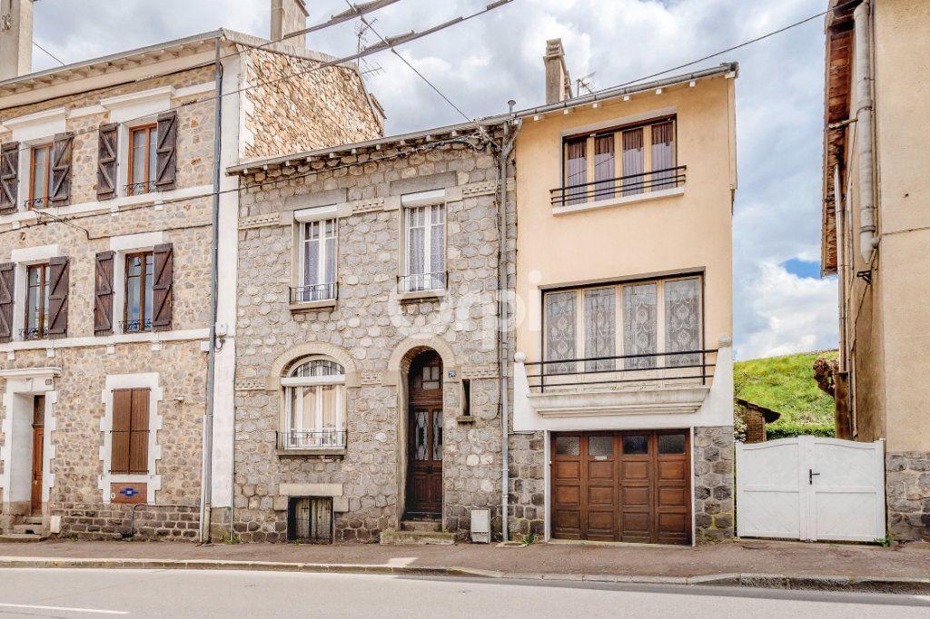 Achat maison 4chambres 140m² - Limoges