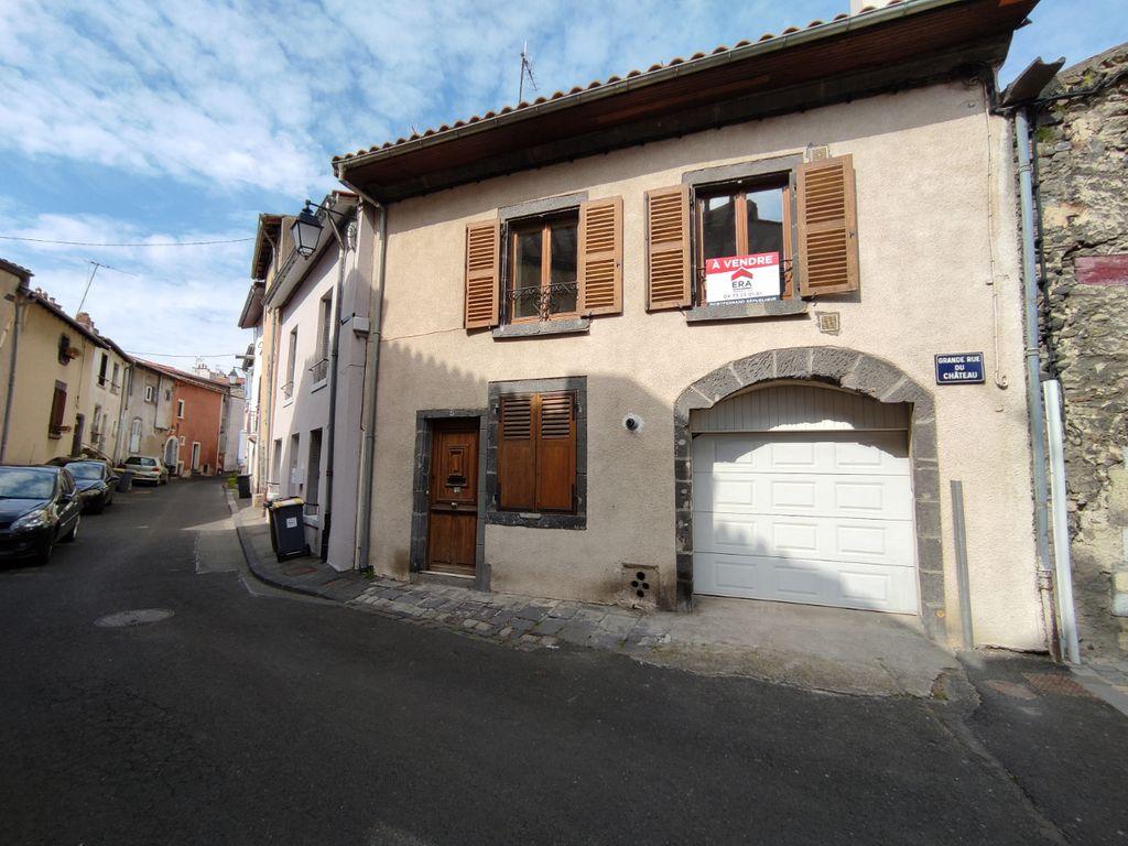 Achat maison 3chambres 90m² - Clermont-Ferrand