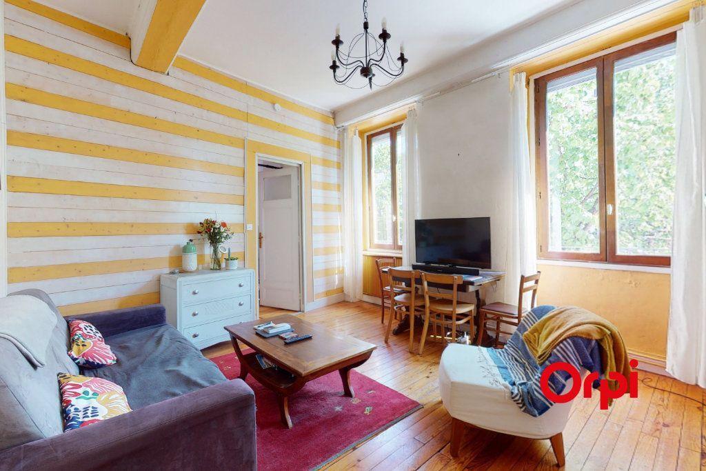 Achat appartement 2pièces 55m² - Lyon 9ème arrondissement