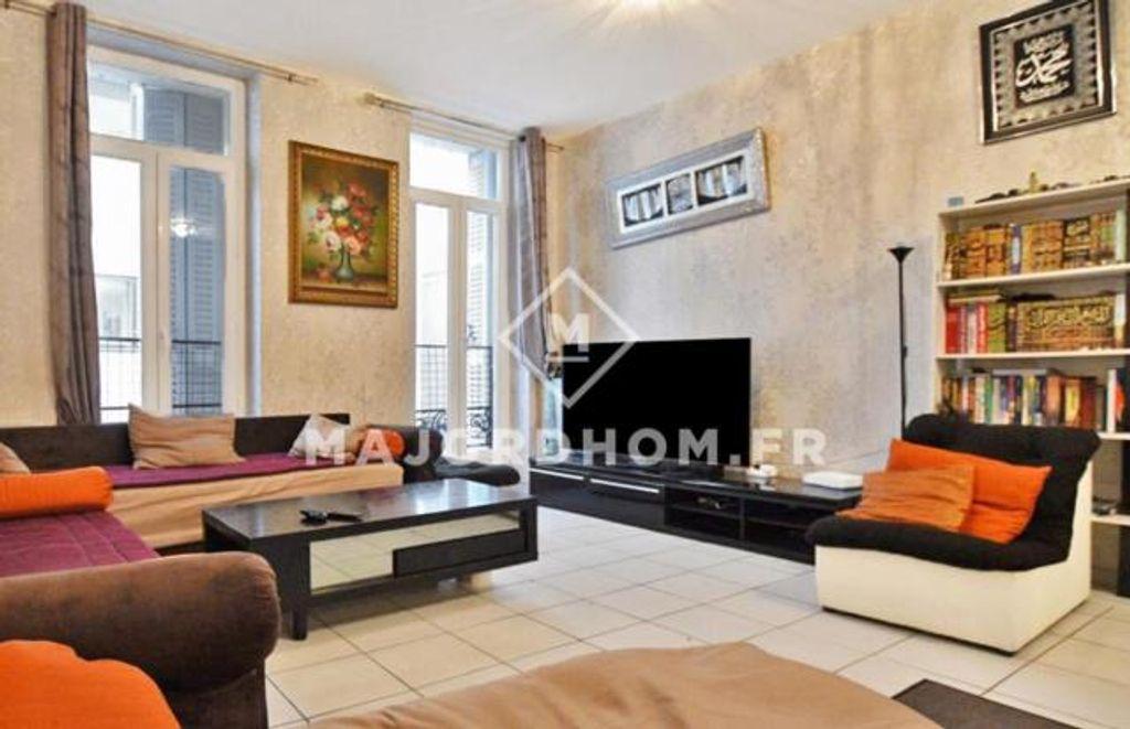 Achat appartement 4pièces 77m² - Marseille 1er arrondissement