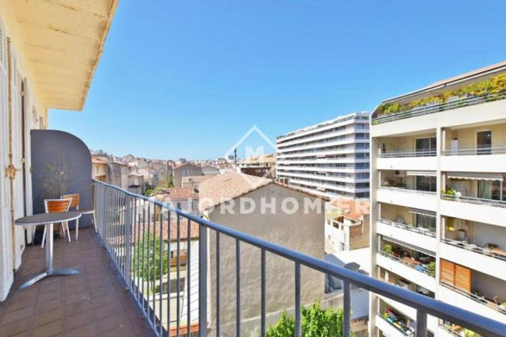 Achat appartement 3pièces 61m² - Marseille 7ème arrondissement