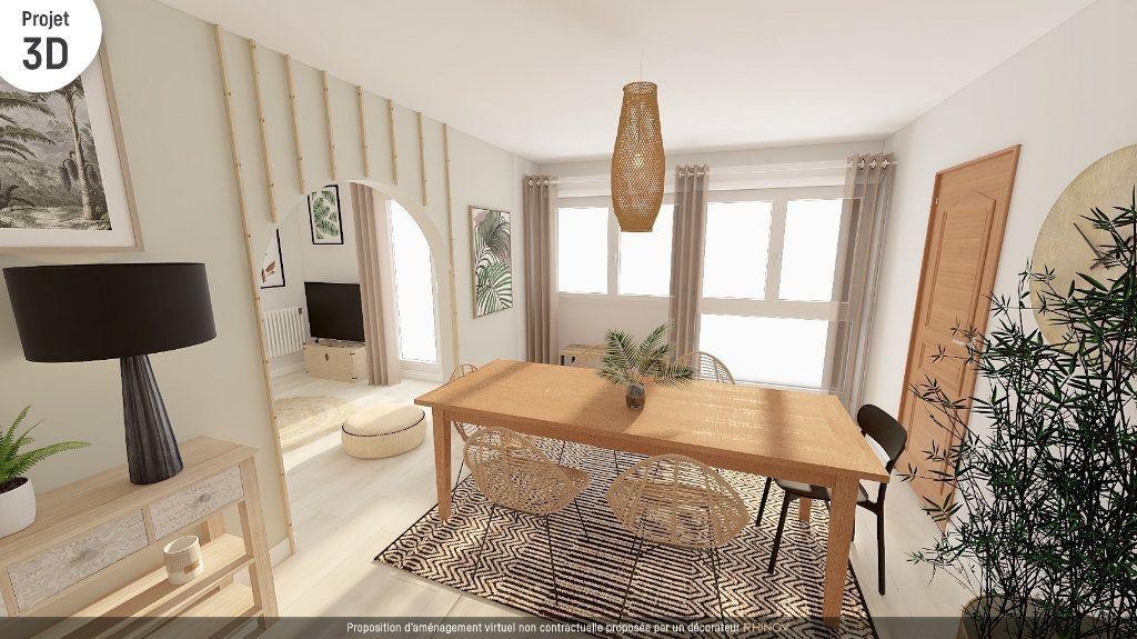 Achat appartement 4pièces 77m² - Vandœuvre-lès-Nancy