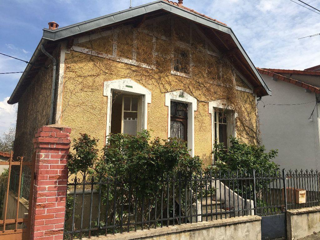 Achat maison 2chambres 80m² - Montluçon