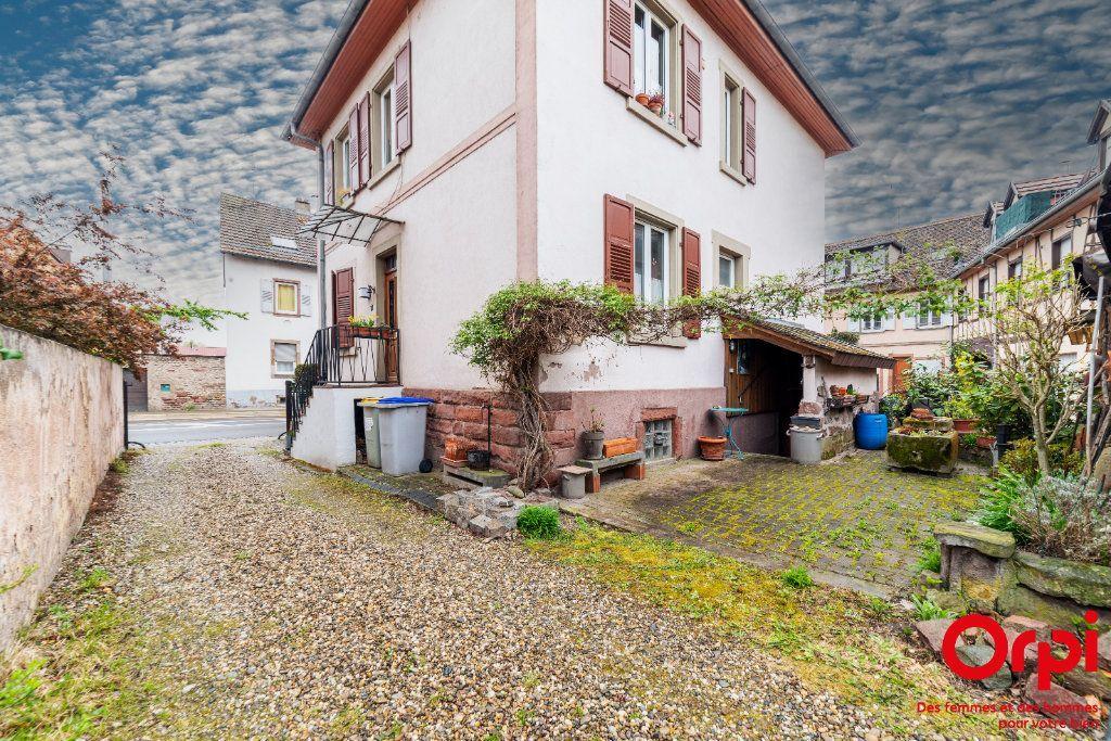 Achat maison 3chambres 145m² - Strasbourg