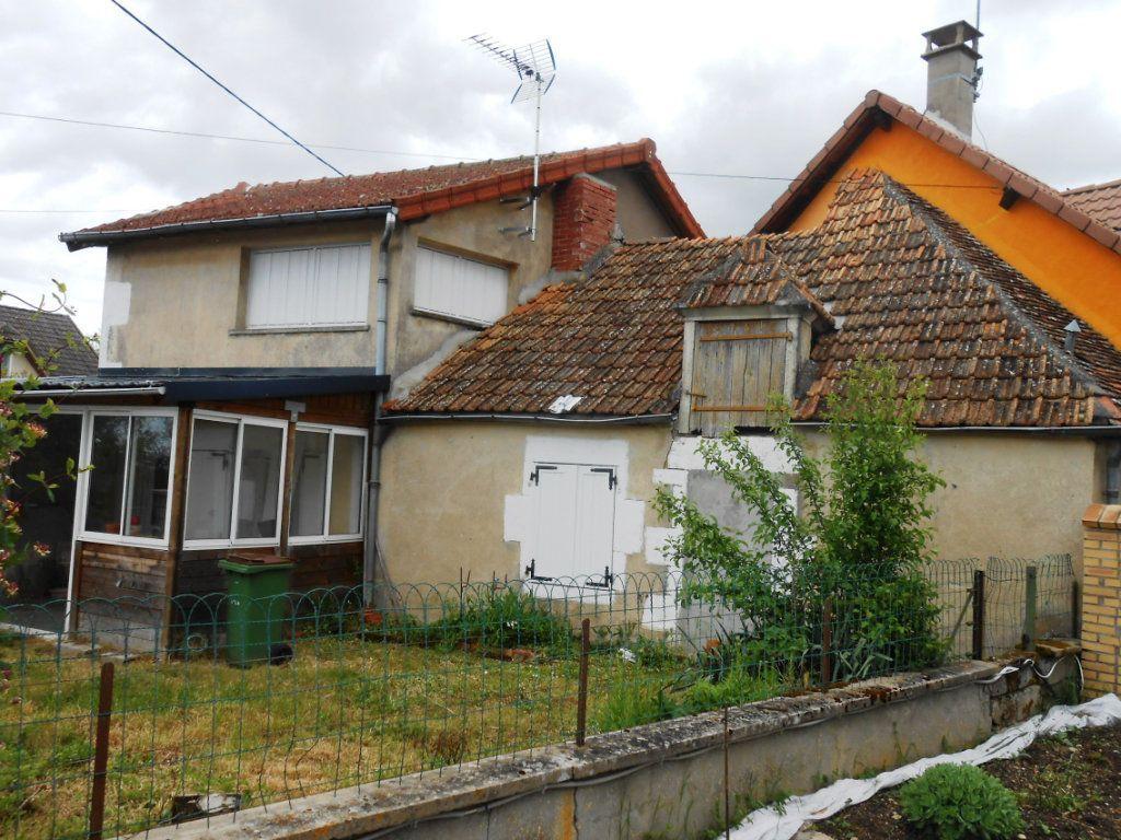 Achat maison 2chambres 120m² - Saint-Pierre-le-Moûtier