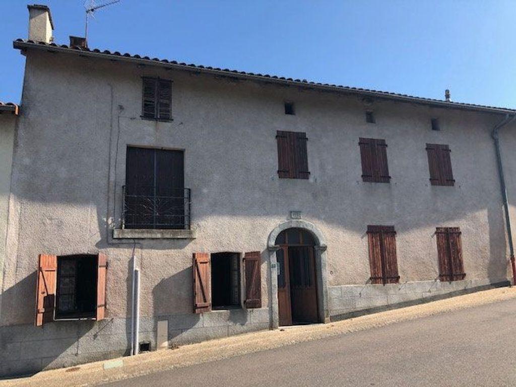 Achat maison 3chambres 140m² - Saint-Laurent-sur-Gorre