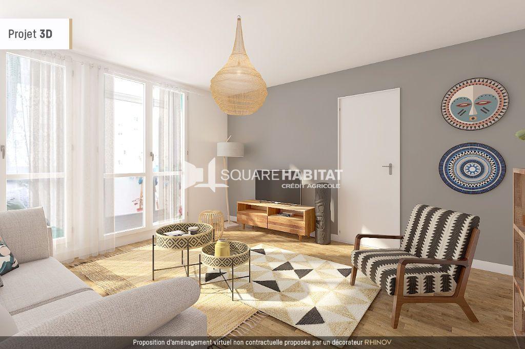 Achat appartement 4pièces 77m² - Saint-Pierre-des-Corps