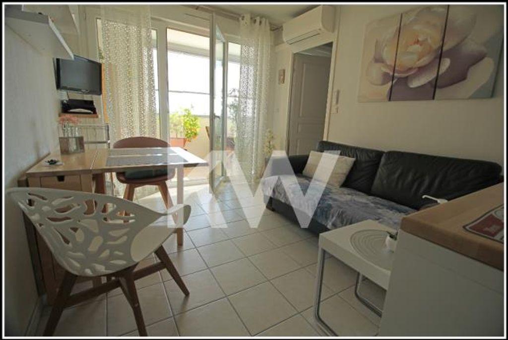 Achat appartement 2pièces 33m² - Montpellier