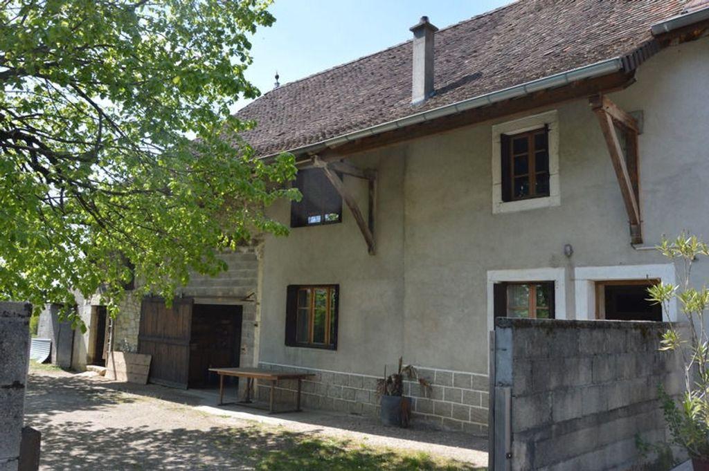 Achat maison 3chambres 110m² - Groslée-Saint-Benoît