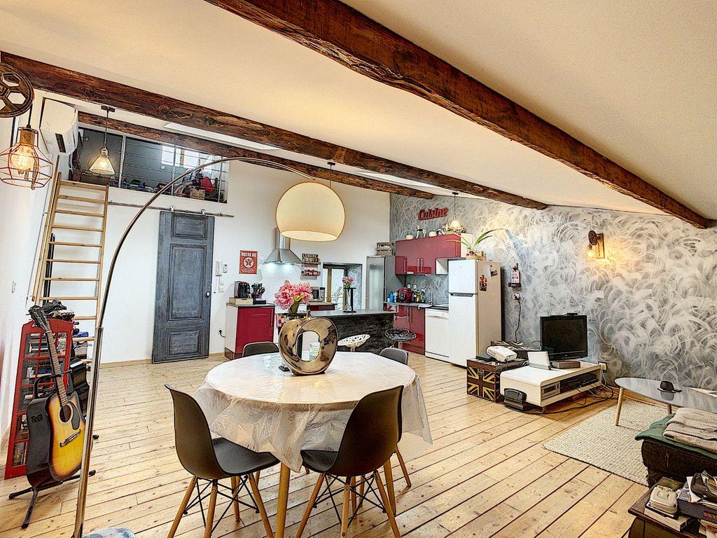 Achat loft 3pièces 61m² - Montélimar
