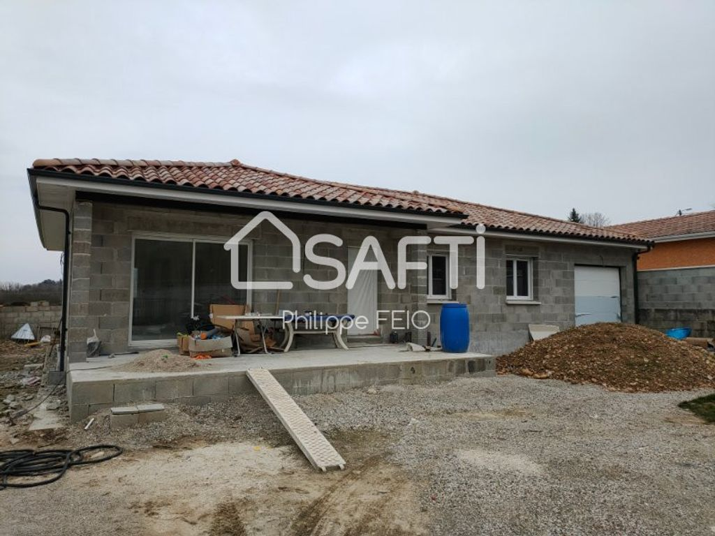 Achat maison 4chambres 140m² - Saint-Sorlin-en-Valloire