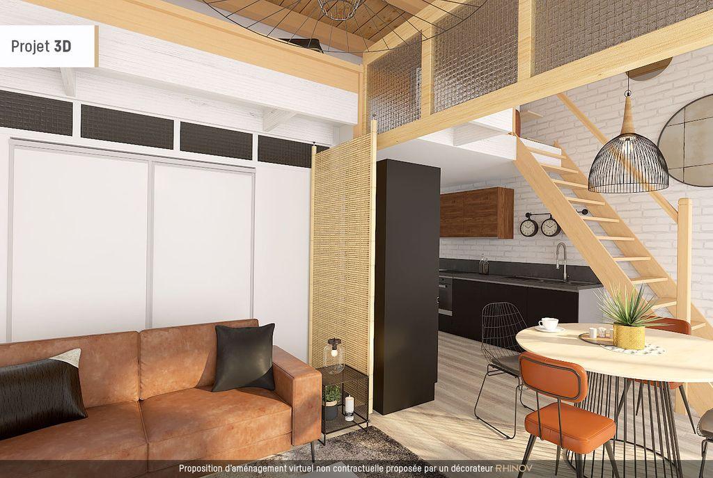 Achat appartement 2pièces 44m² - Paris 4ème arrondissement