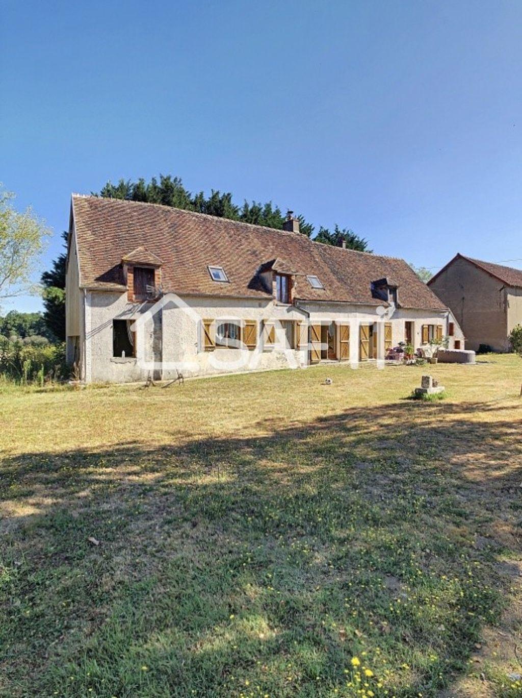 Achat maison 4chambres 200m² - Cosne-Cours-sur-Loire