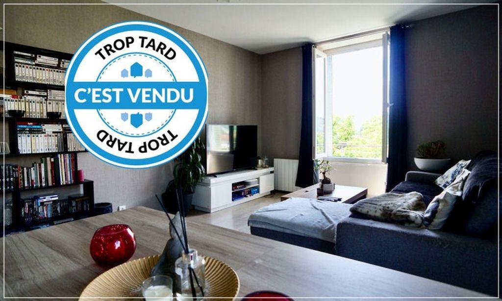 Achat appartement 3pièces 67m² - Saint-Maurice-de-Beynost