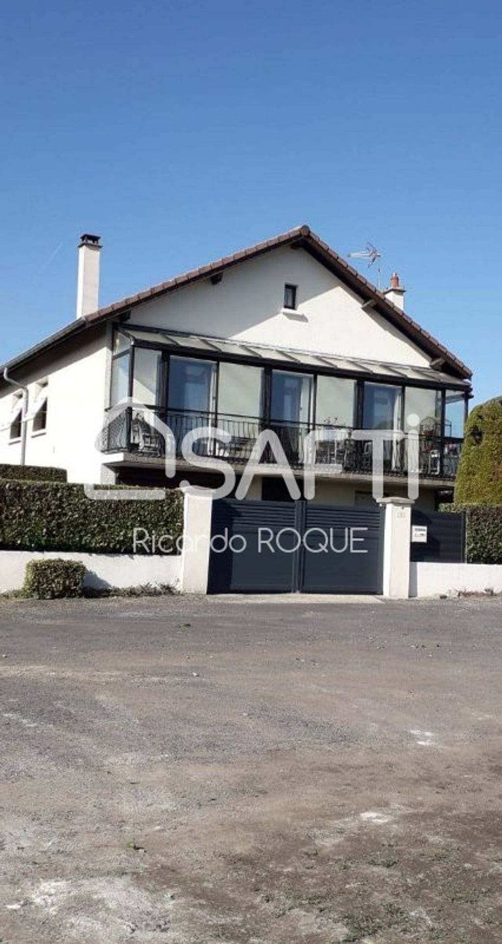 Achat maison 3chambres 120m² - Sainte-Sigolène