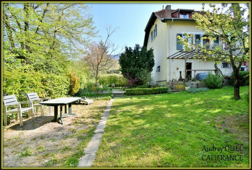 Achat maison 4chambres 140m² - Bellegarde-sur-Valserine
