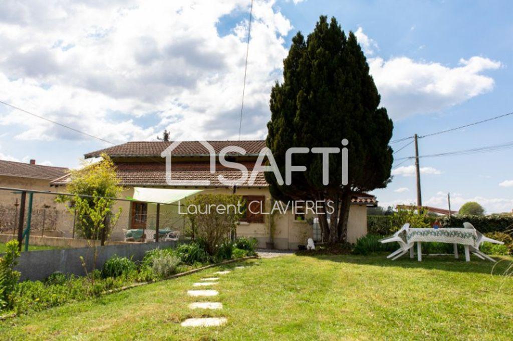 Achat maison 2chambres 140m² - Dompierre-sur-Veyle