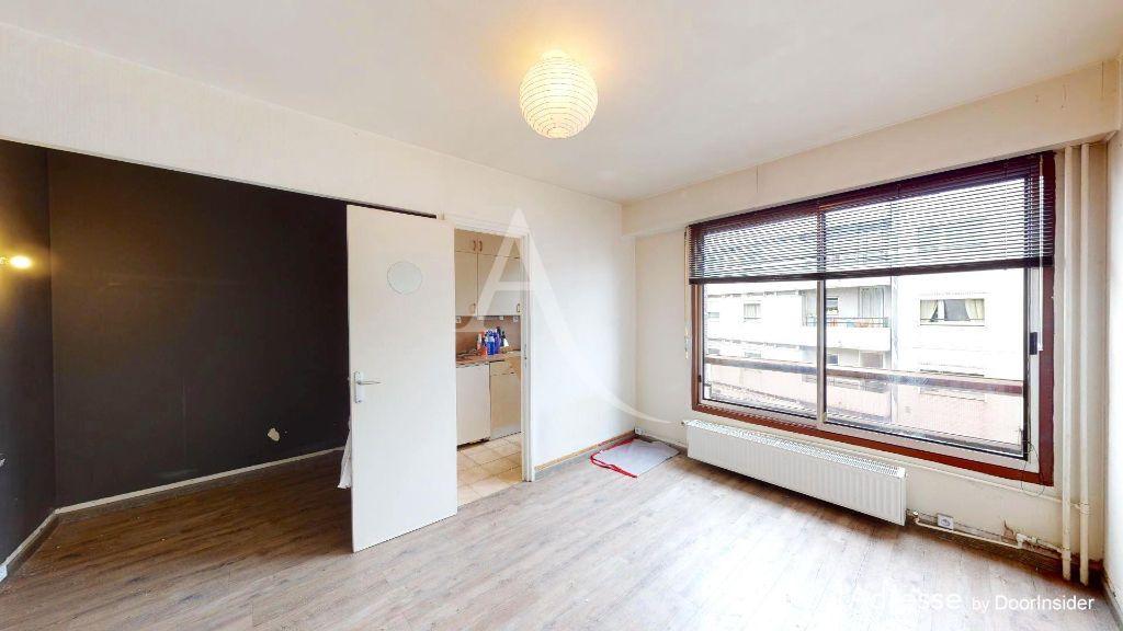 Achat studio 24m² - Paris 19ème arrondissement