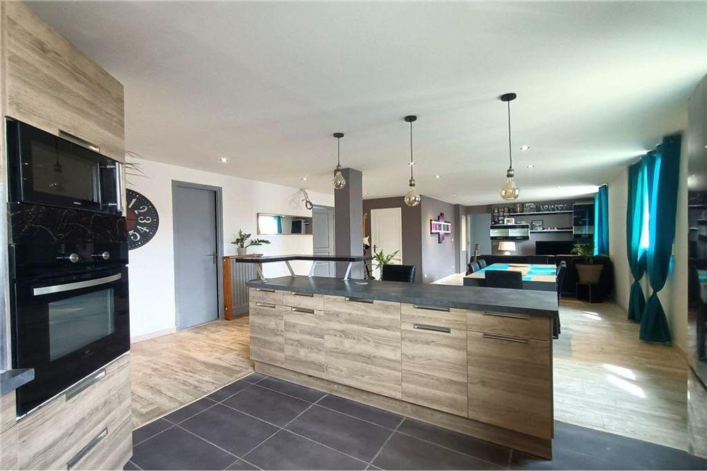 Achat duplex 5pièces 99m² - Auxerre