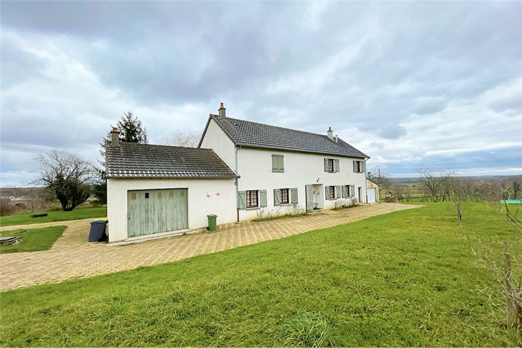 Achat maison 5chambres 197m² - Varzy