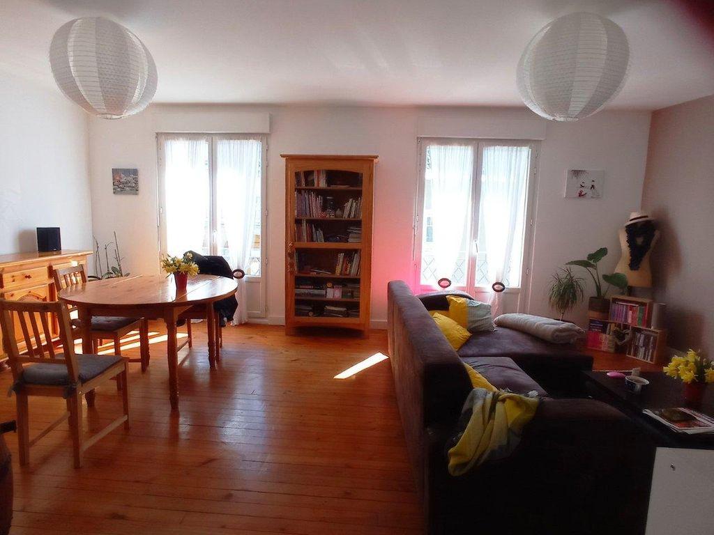 Achat appartement 3pièces 79m² - Le Chambon-sur-Lignon