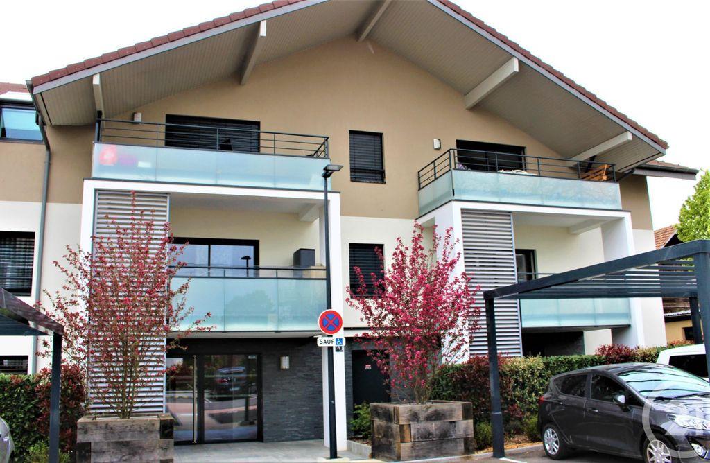 Achat appartement 2pièces 43m² - Prévessin-Moëns