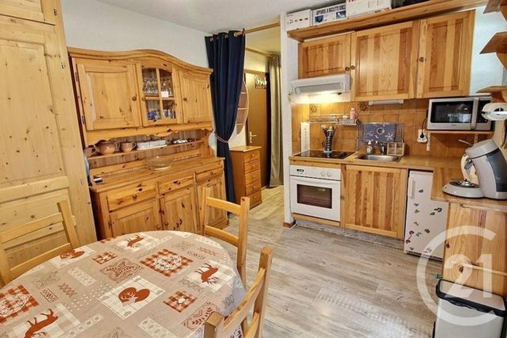 Achat appartement 2pièces 25m² - Thollon-les-Mémises