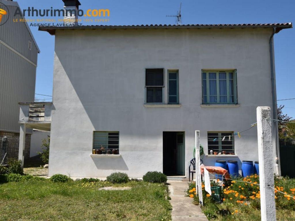Achat maison 4chambres 100m² - Lavelanet