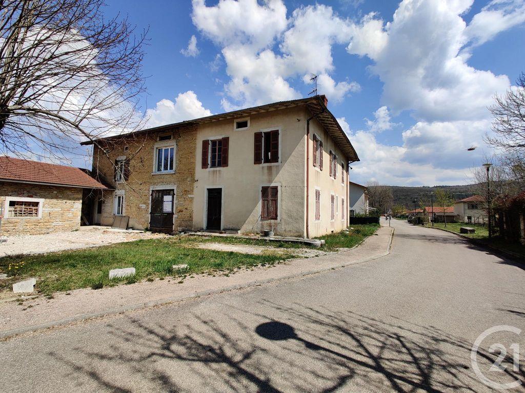 Achat maison 5chambres 160m² - Villereversure