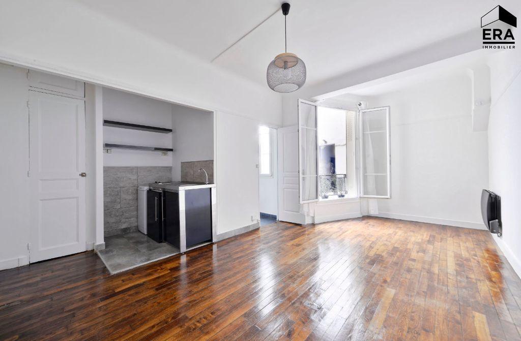 Achat appartement 2pièces 24m² - Paris 15ème arrondissement