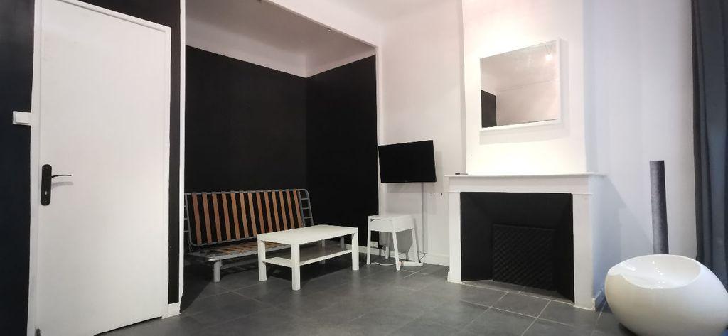 Achat studio 27m² - Marseille 5ème arrondissement