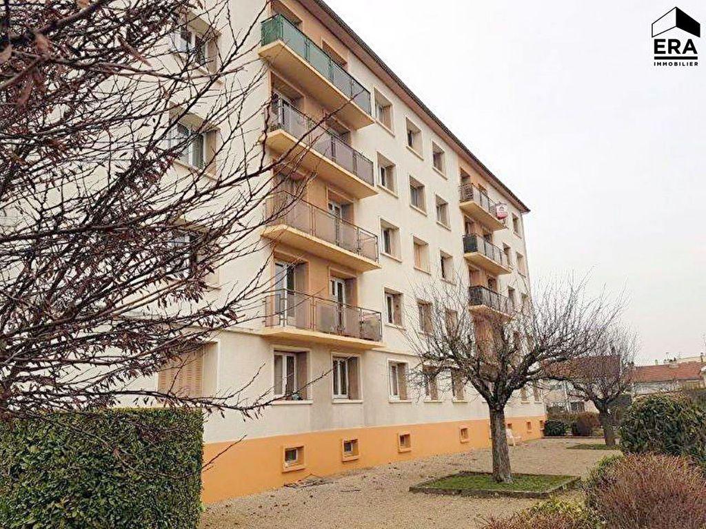 Achat appartement 4pièces 65m² - Dijon