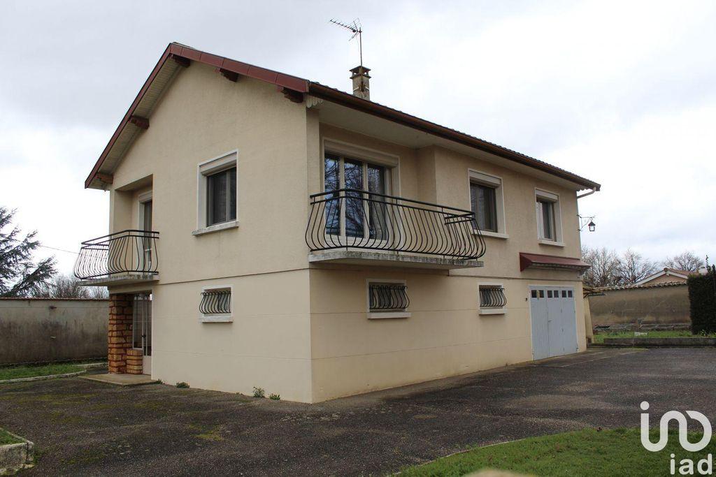 Achat maison 2chambres 65m² - Ambérieux-en-Dombes