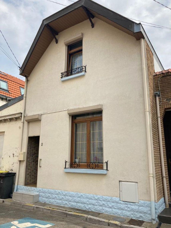 Achat maison 2chambres 88m² - Berck