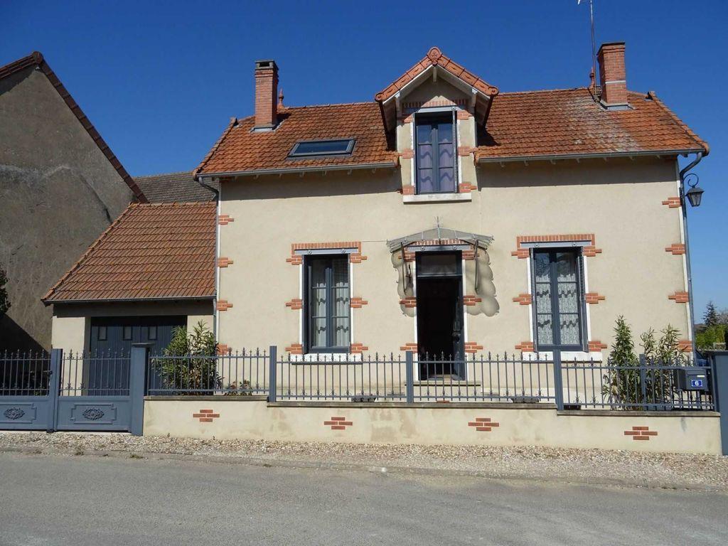 Achat maison 2chambres 97m² - Saint-Martin-sur-Nohain