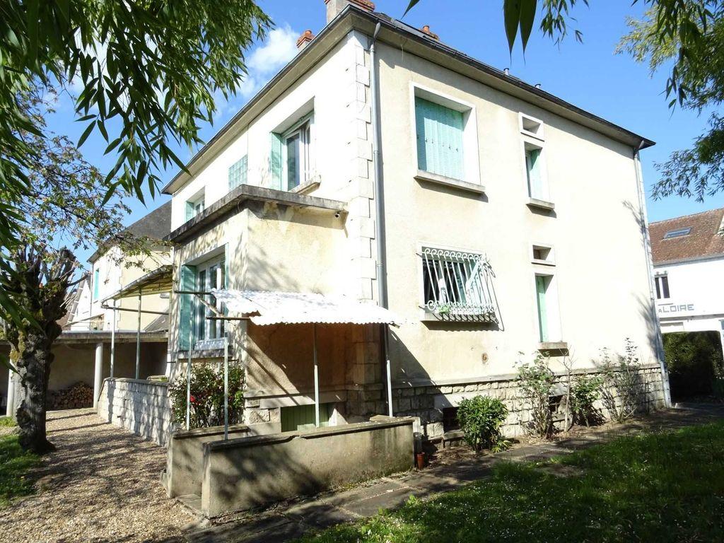 Achat maison 5chambres 190m² - Neuvy-sur-Loire